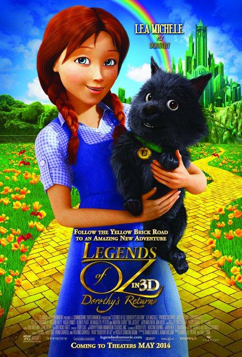 Legends of Oz: Dorothy's petrovaggpetr37 489x720 Movie-index.com